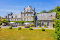 chateau for sale in PLOMBManche Normandy