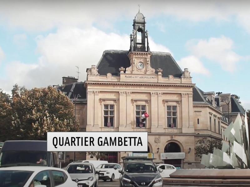 Appartement à vendre à Paris 20e Arrondissement, Paris - 720 000 € - photo 10
