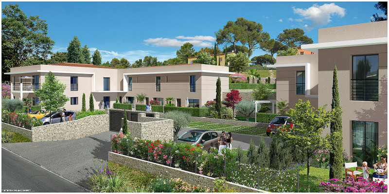 French property for sale in Valbonne, Alpes Maritimes - €384,000 - photo 3