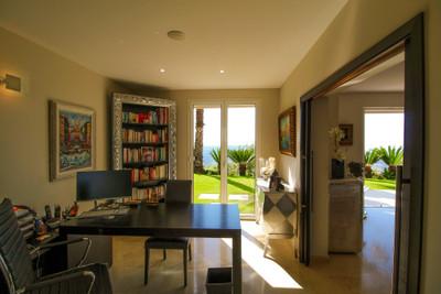 Belle villa néo-provençale surplombant Grasse, avec vue panoramique jusqu'à la baie de Cannes