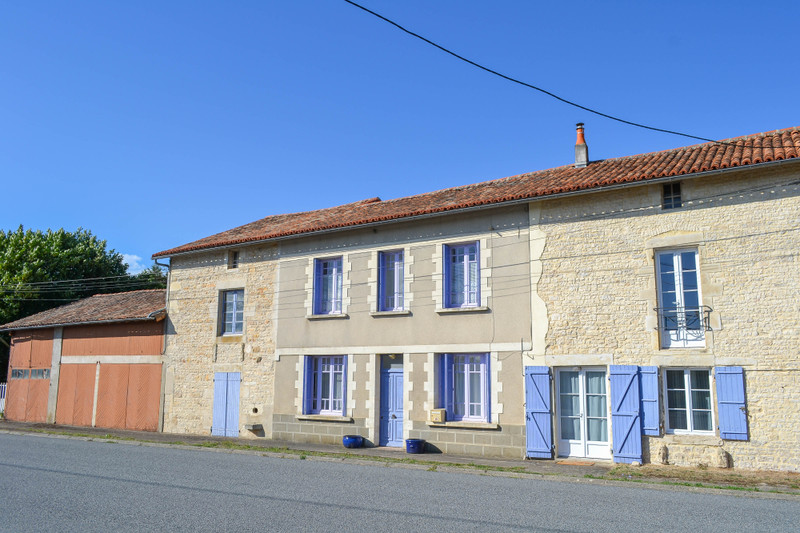 French property for sale in Les Adjots, Charente - €214,000 - photo 2