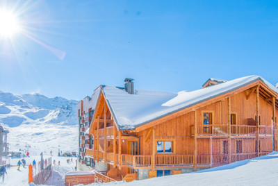 apartmentin VAL THORENS