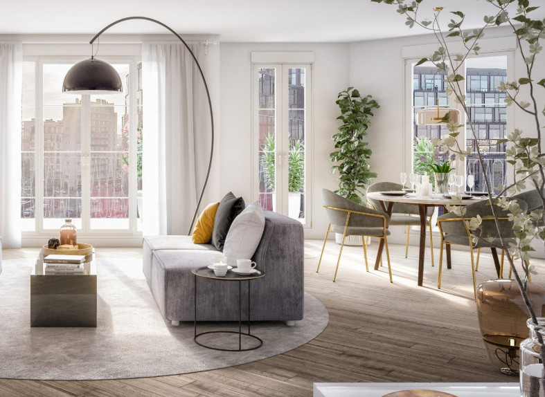 Appartement à vendre à La Garenne-Colombes, Hauts-de-Seine - 680 000 € - photo 10