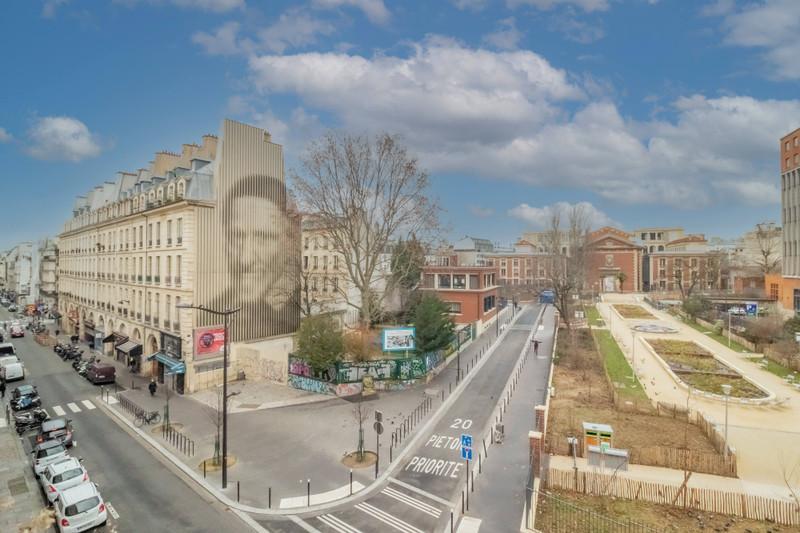 Appartement 3 pièces à vendre à Paris 10e Arrondissement (75010) -  Paris