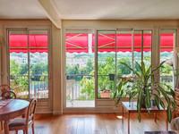 92100 Boulogne Billancourt - Rives de Seine, bel appartement, T3, traversant, lumineux avec vue panoramique.