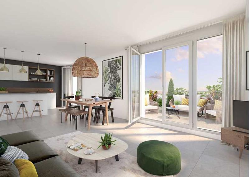 Appartement à vendre à Paris 13e Arrondissement, Paris - 959 200 € - photo 3