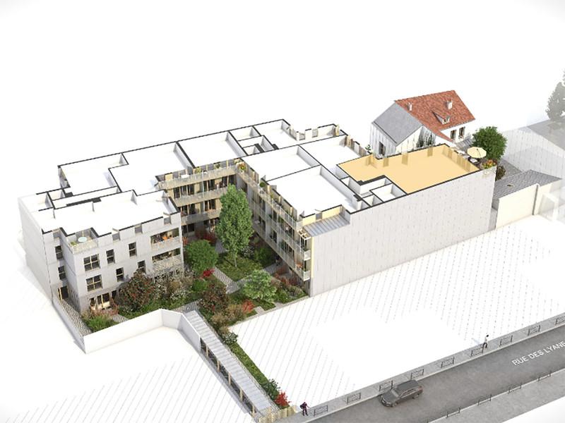 French property for sale in Paris 20e Arrondissement, Paris - €1,140,000 - photo 8