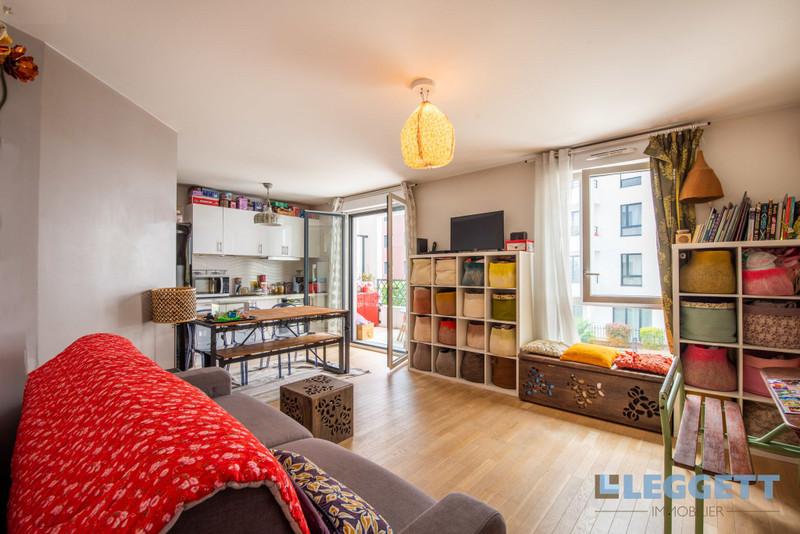Appartement à vendre à Issy-les-Moulineaux, Hauts-de-Seine - 439 000 € - photo 4