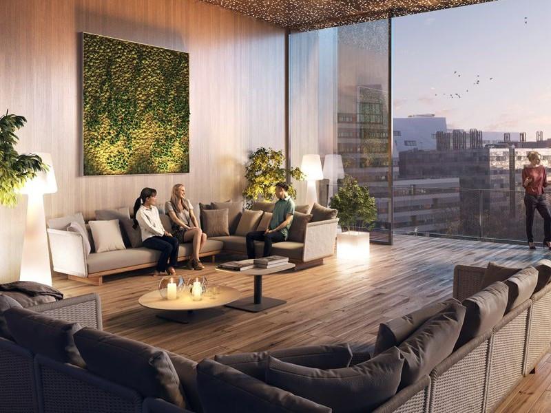 Appartement à vendre à Paris 13e Arrondissement, Paris - 1 360 000 € - photo 9
