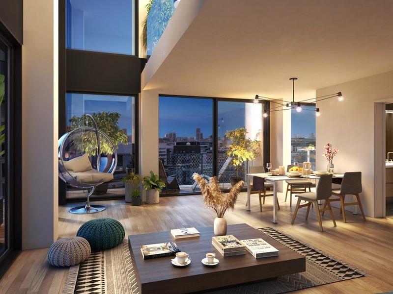 Appartement à vendre à Paris 13e Arrondissement, Paris - 1 360 000 € - photo 8