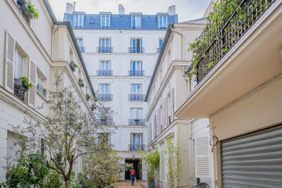 Paris 8th Arrondissment. Fully Renovated Apartment with Historic Charm .