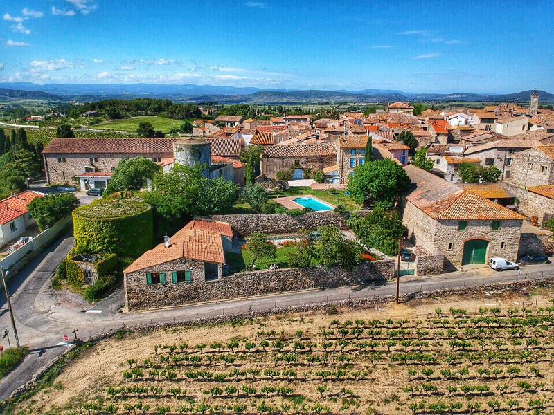 Maison à vendre à Sainte-Valière, Aude - 235 400 € - photo 8