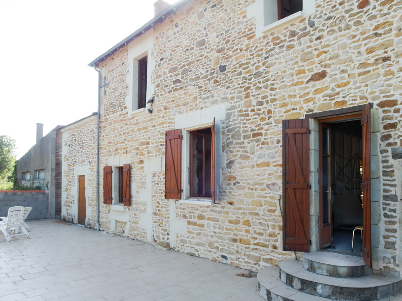 French property for sale in Sainte-Verge, Deux Sevres - €115,000 - photo 8