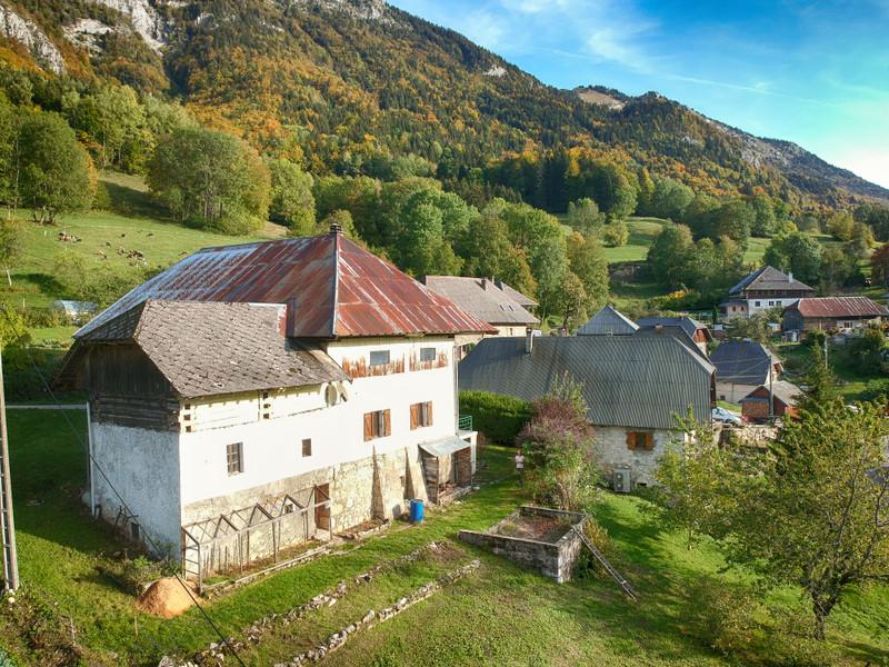 Maison à vendre à Aillon-le-Vieux(73340) - Savoie
