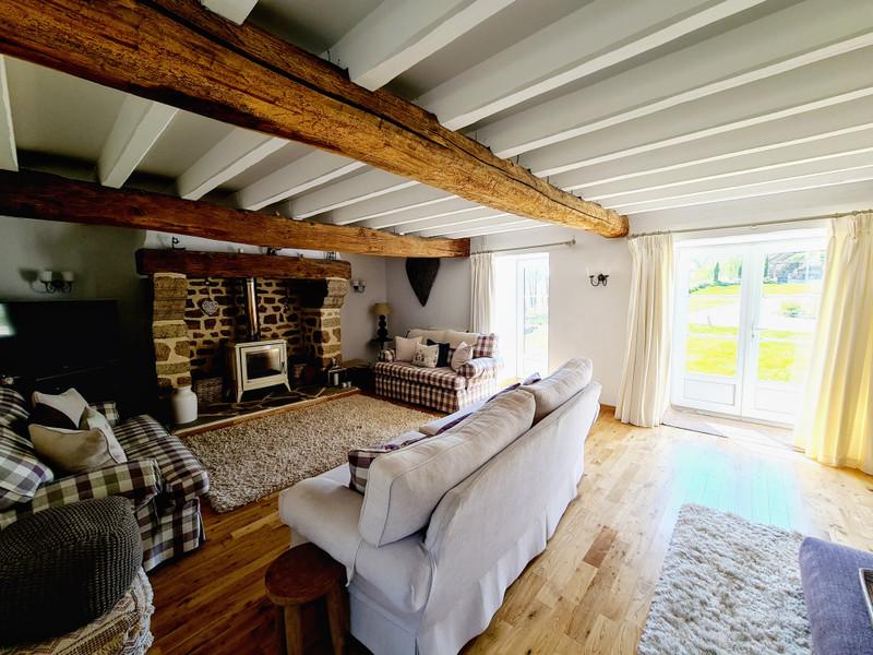Maison à vendre à Brecé, Mayenne - 551 500 € - photo 4