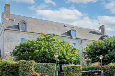 In the heart of the Loire Valley Castles near Blois and OrleansAncient farmhouse dating from the 18th century restored Exceptional real estate complex Charming farmhouse with swimming pool Hotel, Restaurant, Caterer, on nearly 3 hectares