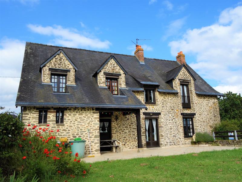 Maison à vendre à Champgenéteux(53160) - Mayenne