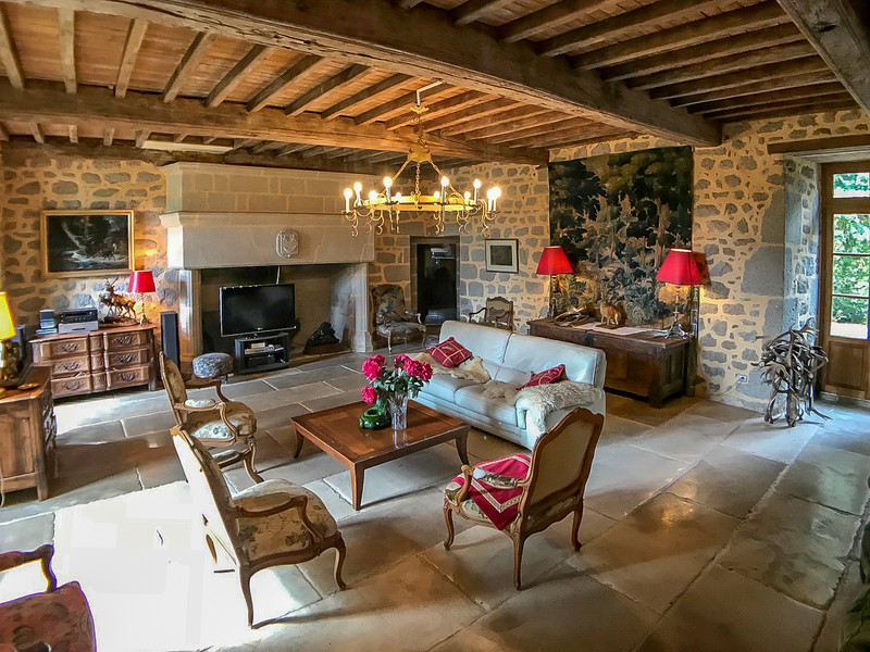 French property for sale in Aubusson, Creuse - €1,360,000 - photo 2