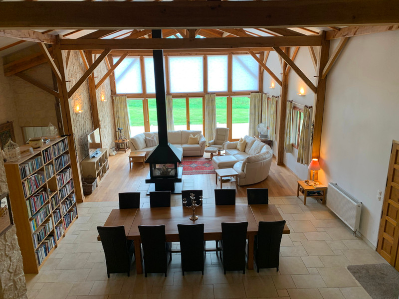French property for sale in Brossac, Charente - €397,500 - photo 4