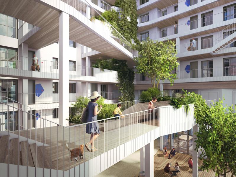 Appartement à vendre à Paris 13e Arrondissement, Paris - 1 083 300 € - photo 7