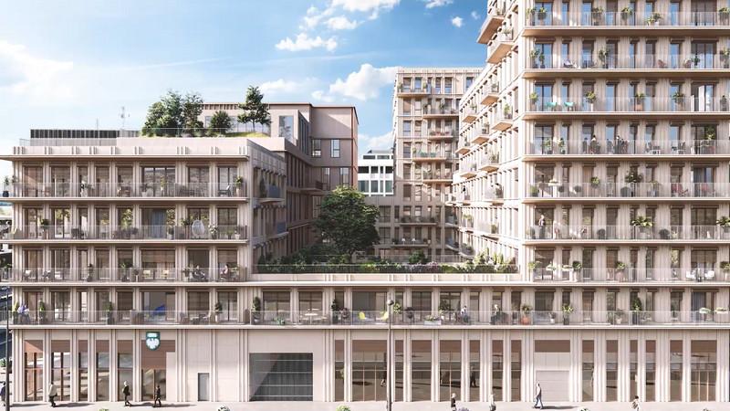 Appartement à vendre à Paris 13e Arrondissement, Paris - 959 200 € - photo 2