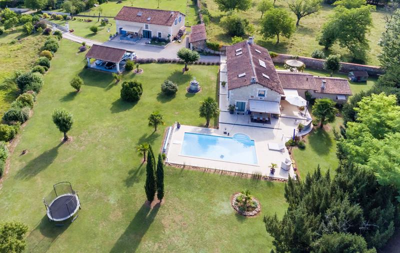 Maison à vendre à BRANTOME(24310) - Dordogne
