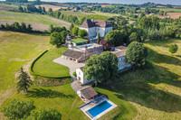 chateau for sale in MonvielLot_et_Garonne Aquitaine