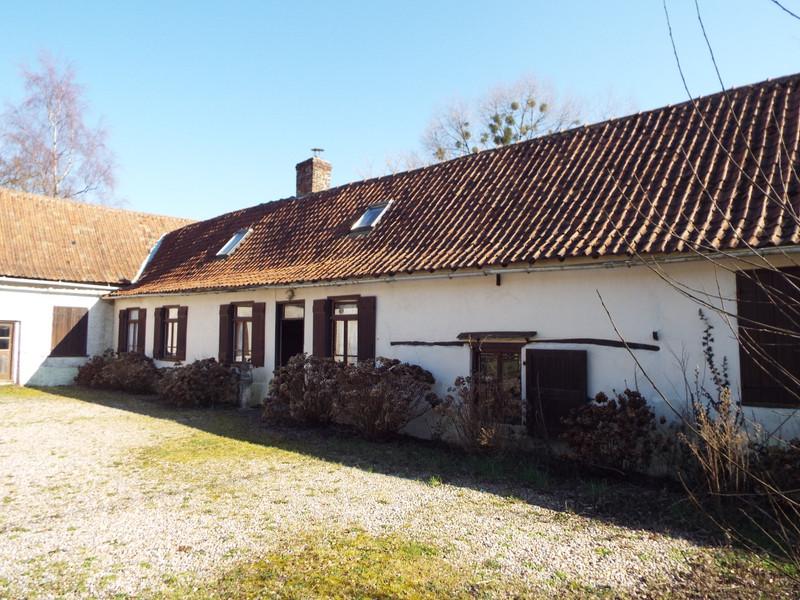 Maison à vendre à Marles-sur-Canche(62170) - Pas-de-Calais