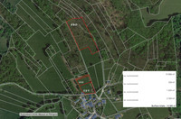 terrain à vendre à Beaussac, Dordogne, Aquitaine, avec Leggett Immobilier