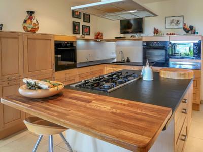 EXCEPTIONAL  350m2 home 78m2 orangery, 15 Acres ,fantastic pool area, garage PLUS stunning Pyrenean views