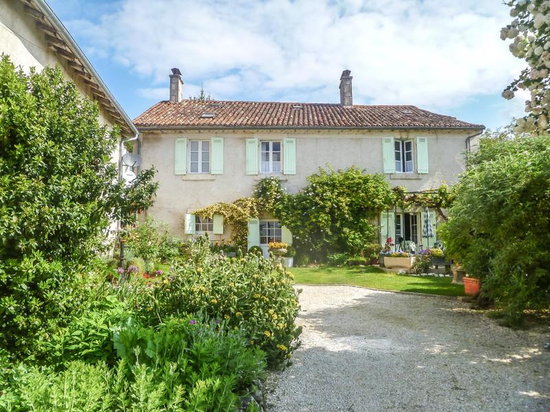 Maison à vendre à Ribérac(24600) - Dordogne