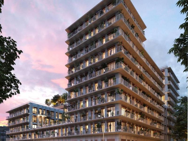 Appartement 2 pièces à vendre à Paris 13e Arrondissement (75013) -  Paris