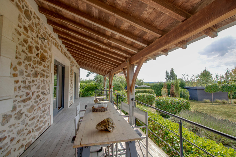 French property for sale in Champs-Romain, Dordogne - €365,700 - photo 10