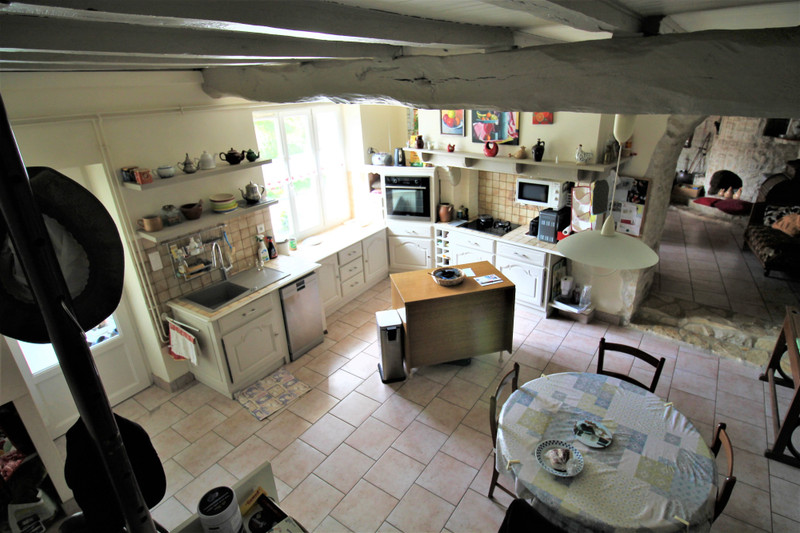 French property for sale in Xambes, Charente - €235,400 - photo 2