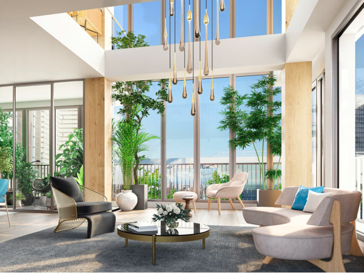 Appartement à vendre à Paris 13e Arrondissement, Paris - 2 290 000 € - photo 9