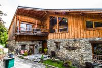 French ski chalets, properties in Bourg-Saint-Maurice, La Plagne, Paradiski
