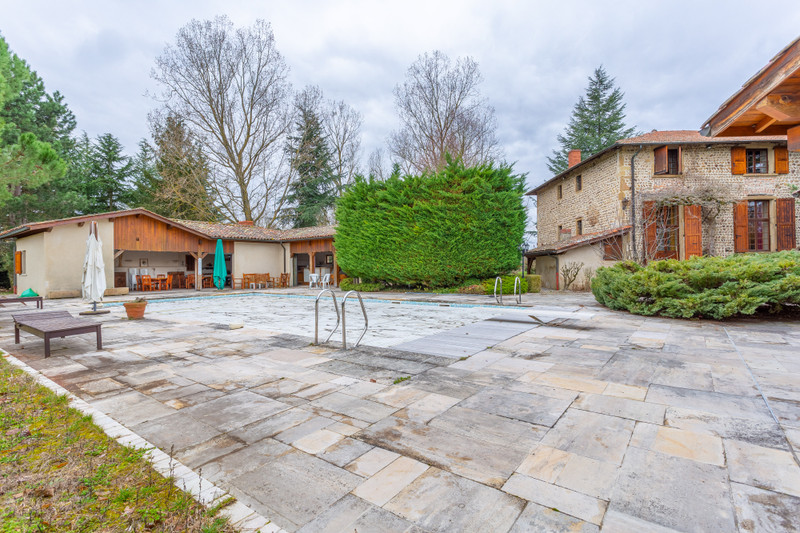 House For Sale In La Cote Saint Andre Isere 7 Bedroom 4 Bathroom House With Garden And Swimming Pool Ideal For Bed Breakfast Only 19 Kms 20 Minutes From Grenoble Airport France Ref P88jcf 14490