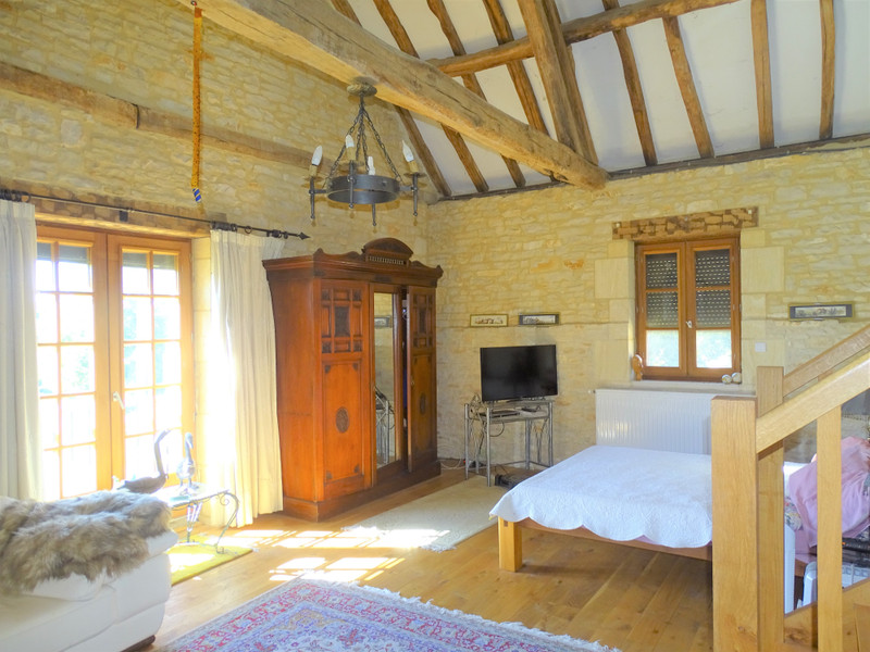 French property for sale in Chourgnac, Dordogne - €413,400 - photo 5