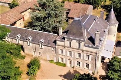 chateauin Saint-Maixent-l'École
