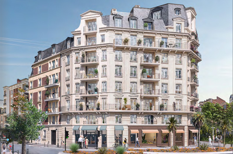 Appartement 3 pièces à vendre à La Garenne-Colombes (92250) -  Hauts-de-Seine