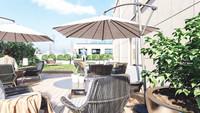 75013 | Bibliothèque F. Mitterand | Appartement haut de gamme T3 | 65m² | Double Exposition SE/SO | Terrasse