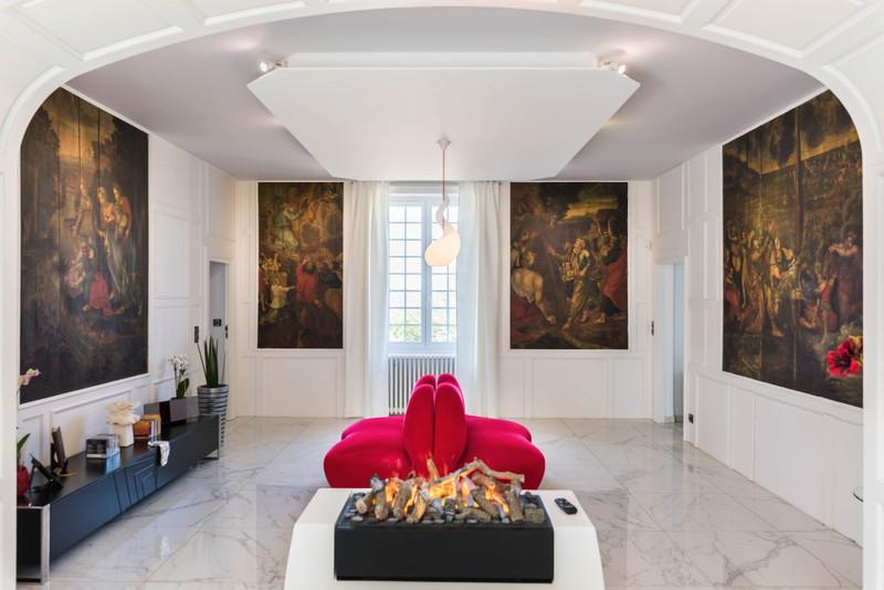 Chateau à vendre à Saint-Cybranet, Dordogne - 1 930 000 € - photo 5