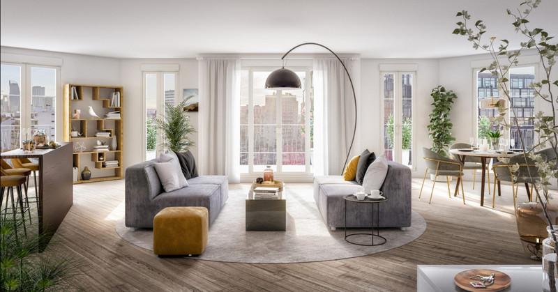 Appartement à vendre à La Garenne-Colombes, Hauts-de-Seine - 1 217 000 € - photo 3