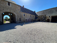 chateau for sale in Saint-Martin-d'AubignyManche Normandy