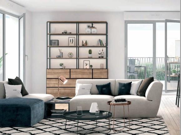 Appartement à vendre à Clichy, Hauts-de-Seine - 399 000 € - photo 5
