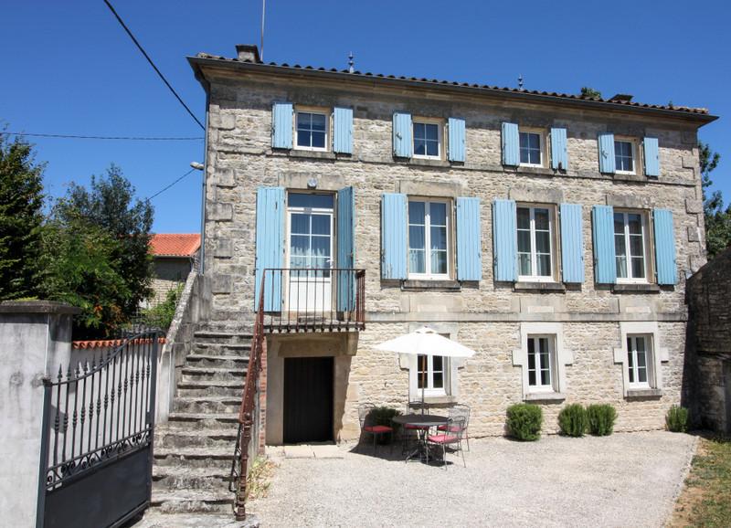 Maison à vendre à Aulnay(17470) - Charente-Maritime