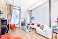 75011 - Entre Le Marais et Belleville - Superb duplex de 149m2, entièrement rénové.