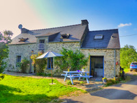 French property, houses and homes for sale in Lanouée Morbihan Brittany