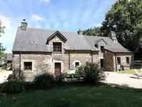 French property, houses and homes for sale in Spézet Finistère Brittany