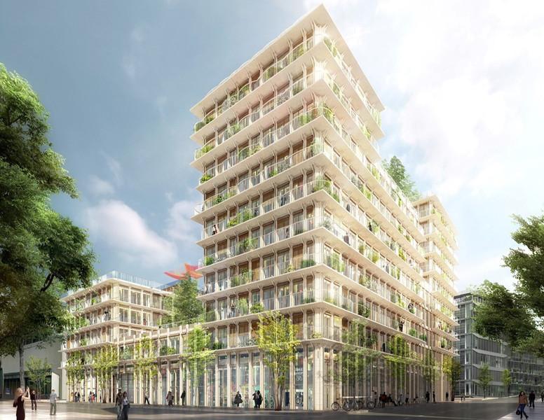Appartement à vendre à Paris 13e Arrondissement, Paris - 959 200 € - photo 6
